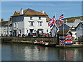 SY4690 : West Bay - The George by Colin Smith