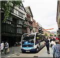 SX9192 : Exeter - High Street by Colin Smith