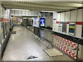 SU6352 : Basingstoke platform access by Sandy B