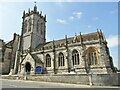 SY6990 : Dorchester - St Peter's Church by Colin Smith