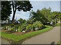 SE2337 : Planting in Horsforth Hall Park by Stephen Craven