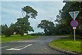 NZ1896 : Thirston : Road by Lewis Clarke