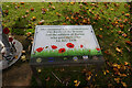 TA0321 : Battle of the Somme memorial by Ian S