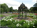 ST1576 : Cardiff - Victoria Park by Colin Smith