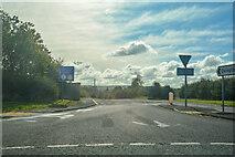 NZ0565 : Ovington : Road by Lewis Clarke