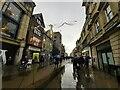 SP5106 : Cornmarket Street in Oxford by Steve Daniels