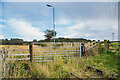 NU1233 : Quarry siding by Ian Capper