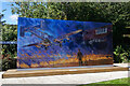 TA1465 : Carnaby Airfield Memorial by Ian S