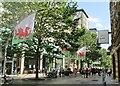 ST1876 : Cardiff - Pedestrian Precinct by Colin Smith