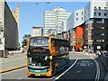 ST1876 : Cardiff - Newport Road by Colin Smith