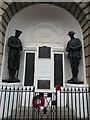NZ2966 : War Memorial, Frank Street, Wallsend by Geoff Holland