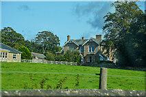 NZ0516 : Barnard Castle : Grassy Field by Lewis Clarke
