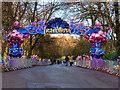 SD8203 : Lightopia Arch, Heaton Park by David Dixon