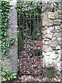 ST7348 : A gate to the old iron works by Neil Owen