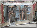TQ0451 : Clandon Park House - Fire Damage by Colin Smith
