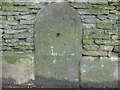 ST8993 : Milestone, the Chipping, Tetbury by Mr Red
