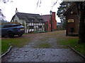 SO8959 : The Old Thatched Cottage, Brownheath Lane, Worcestershire by Chris Allen