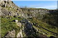 SD8964 : Malham Cove from the Western End by Chris Heaton