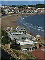 TA0487 : Scarborough Spa from above by Stephen Craven