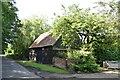TM1336 : Barn, Pond Hall Farm by N Chadwick