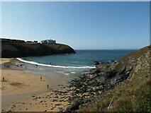 SW6619 : Poldhu Cove, Cornwall by Gary Rogers