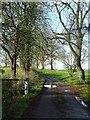 SO7827 : Farm road by Philip Halling