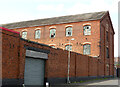 SO8377 : Remnants of the Mount Pleasant Factory, Churchfields, Kidderminster by Chris Allen
