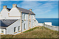 NT9169 : St Abbs's Lightkeeper's Cottage by Ian Capper