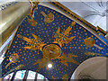 NJ9406 : St Andrew's cathedral, Aberdeen - sanctuary ceiling by Stephen Craven