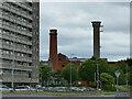 NJ9306 : The former Broadford Works, Aberdeen by Stephen Craven