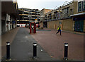 SE1633 : Redevelopment in Bradford city centre seen from Broadway by habiloid