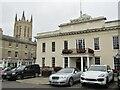 TL8564 : Bury St Edmunds - Athenaeum by Colin Smith