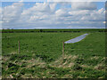 TL4783 : Wet grassland creation by the Ouse Washes by Hugh Venables