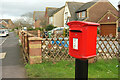 ST6380 : Postbox, Great Stoke by Derek Harper