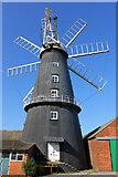 TF1443 : Heckington Windmill by Wayland Smith