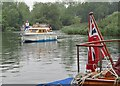 TM4190 : Beccles - River Waveney by Colin Smith