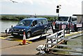 TG4001 : Reedham - Ferry by Colin Smith