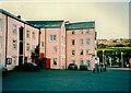 NX9718 : Flats, Marlborough Street, Whitehaven by Humphrey Bolton