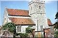 SU1225 : Homington St (Saint) Mary the Virgin by Martin Richard Phelan