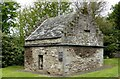 NO4138 : Tealing dovecote or doo'cot by Sandy Gerrard