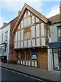 SO9063 : Restored timber-framed building by Philip Halling