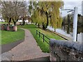SO8070 : Severn Way at Stourport-on-Severn by Mat Fascione