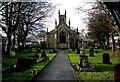 SJ9391 : St Mark's Church by Gerald England