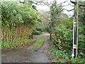 TG3324 : Entrance to Dwelling by David Pashley