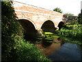 TG1508 : Bawburgh - Bridge by Colin Smith
