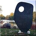 TQ2876 : By the lake, Battersea Park, London by Robin Stott