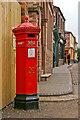 SJ6903 : Penfold pillar box by Ian Capper