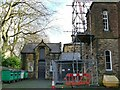 SE2835 : Former stables, Spring Hill, Cumberland Road by Stephen Craven
