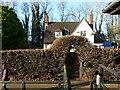 SK6440 : Lock keeper's cottage, Stoke Lock by Alan Murray-Rust