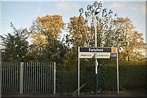 TQ2673 : Earlsfield Station by N Chadwick